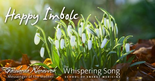 Imbolc Meditation and Blessings from the Mother