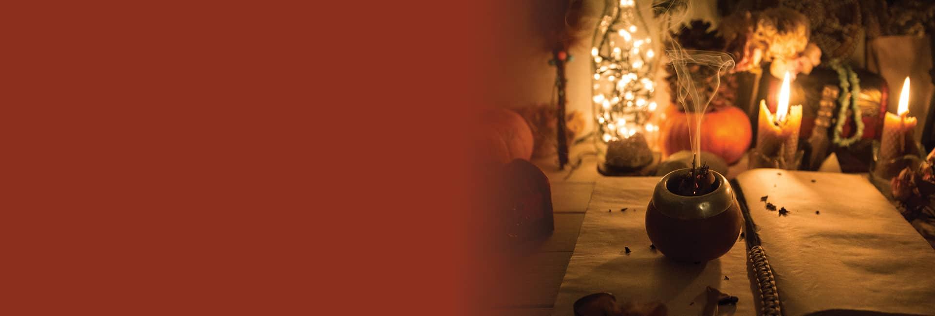 Samhain Retreat