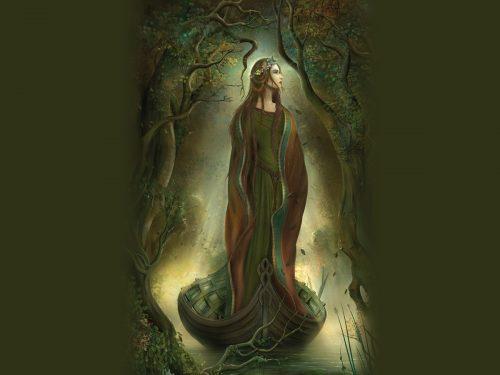 November 2021 :: In Her Name • Priestess – Initiation